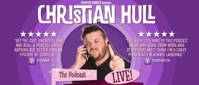 CHRISTIAN HULL COMPLETE DRIVEL - LIVE!