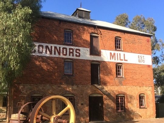 Day trips from Perth to Toodyay York and Northam Australia