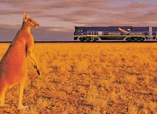 How To Get To Perth From Sydney By Train Or Road?
