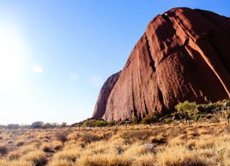 Rock-to-Rock Tour (Uluru) NT Australia