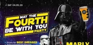 May The 4th Be With You - Star Wars Party
