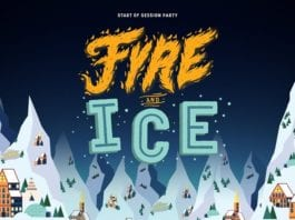 Start Of Session Party Fyre & Ice