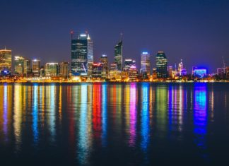 Festival in August in Perth and Western Australia