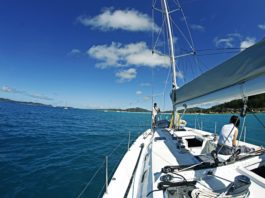Sydney to Cairns by Boat