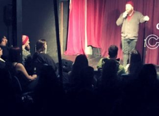 Club Voltaire Sunday's Stand up Comedy Melbourne