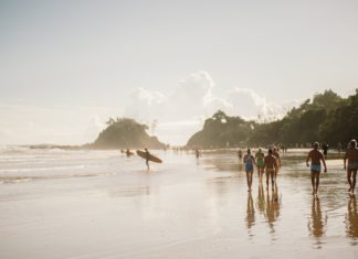 Sydney Hunter valley to Byron Bay Bus Tours