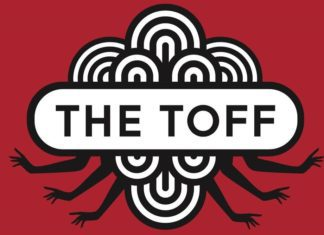 WHAT'S ON AT THE TOFF IN TOWN NOVEMBER 2019