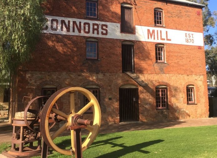 Weekend trips from Perth to Toodyay