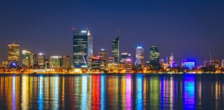 Things to do in Perth at Christmas