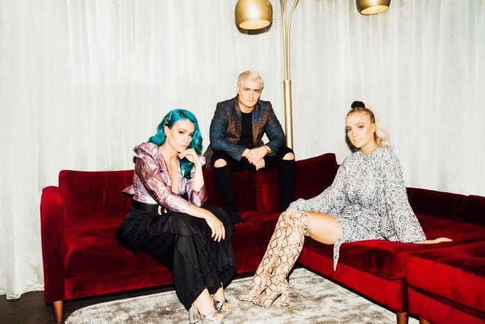 Sheppard 'don't believe in love' on brand new single from year-long project
