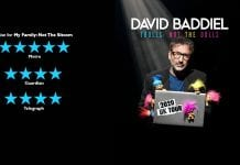 DAVID BADDIEL: TROLLS NOT THE DOLLS