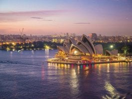 What's on in Sydney New South Wales - Vivid Sydney