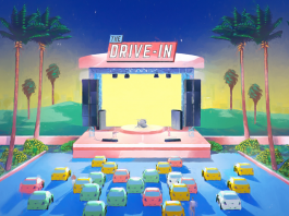 VICTORIA'S FIRST DRIVE-IN LIVE MUSIC VENUE