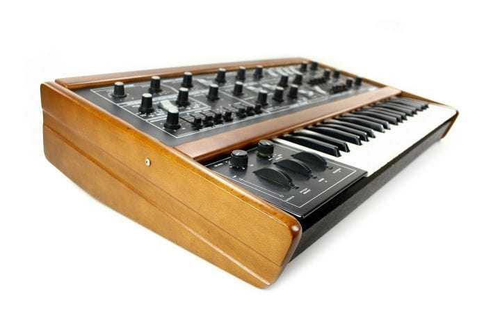 Analog Synths Still Play An Important Role In Live
