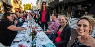 Fremantle Long Table Dinner