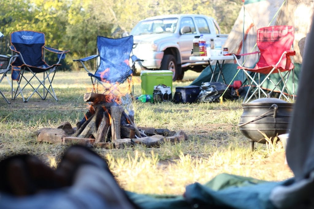 The Ultimate Camping Checklist for Beginners