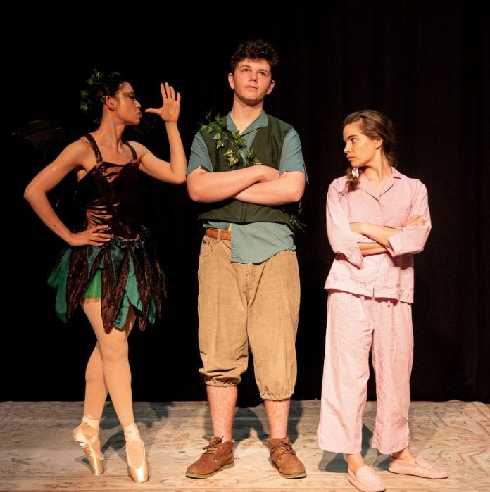 Peter Pan at Limelight Theatre WannerooWestern Australia