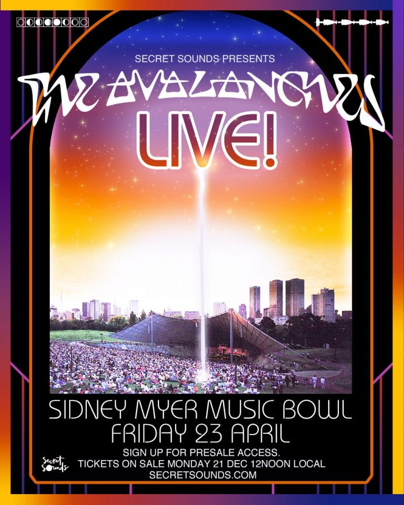 The Avalanches Live With Special Guests