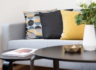Simple Charming Ways to Upgrade Your Living-room