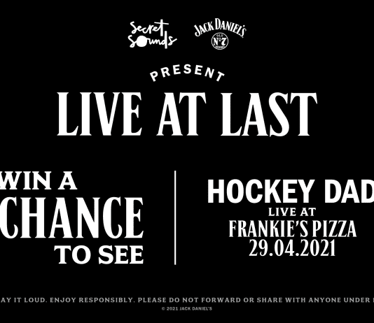 JACK DANIEL'S & SECRET SOUNDS PRESENT LIVE AT LAST