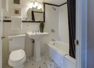 How To Make Your Bathroom More Beautiful And Add More Privacy