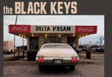 THE BLACK KEYS' DELTA KREAM IS OUT TODAY VIA NONESUCH RECORDS