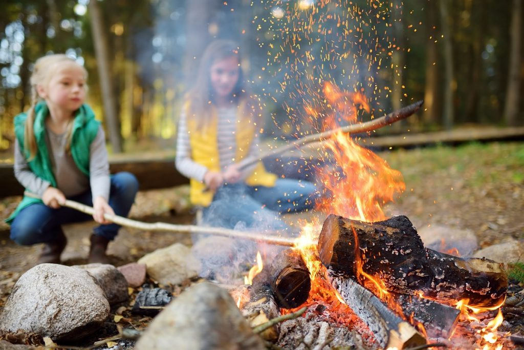 Camping With Kids 101: A Guide For New Parents