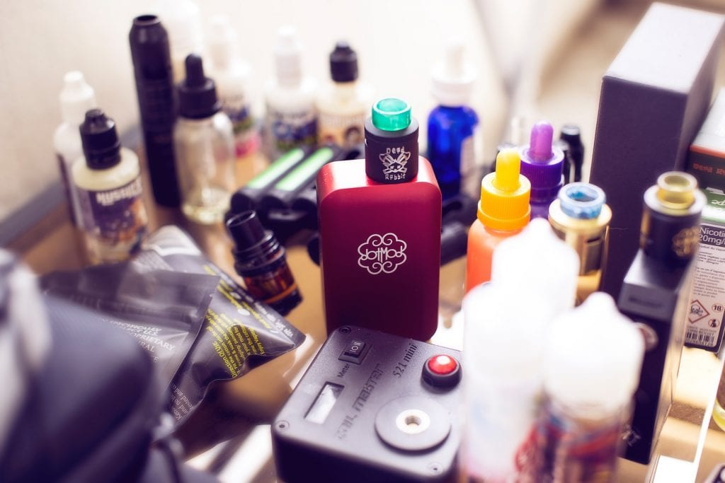 Top 5 CBD Vape Oils For Pain And Anxiety