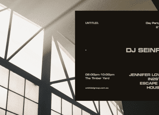 Untitled Group Announce DJ Seinfeld at The Timber