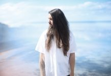 ETHERWOOD SHARES HIS EXCITING NEW ALBUM
